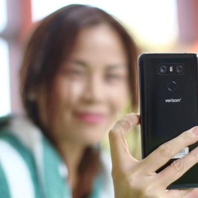Verizon LG G6 Phone