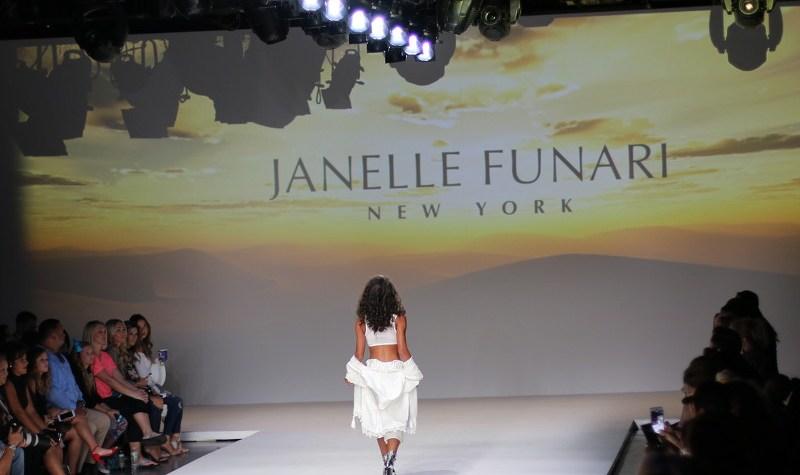 Janelle Funari New York, Style Fashion Week, NYFW, runway