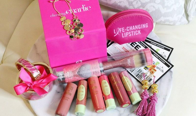 Pink Beauty Giveaway, fashion