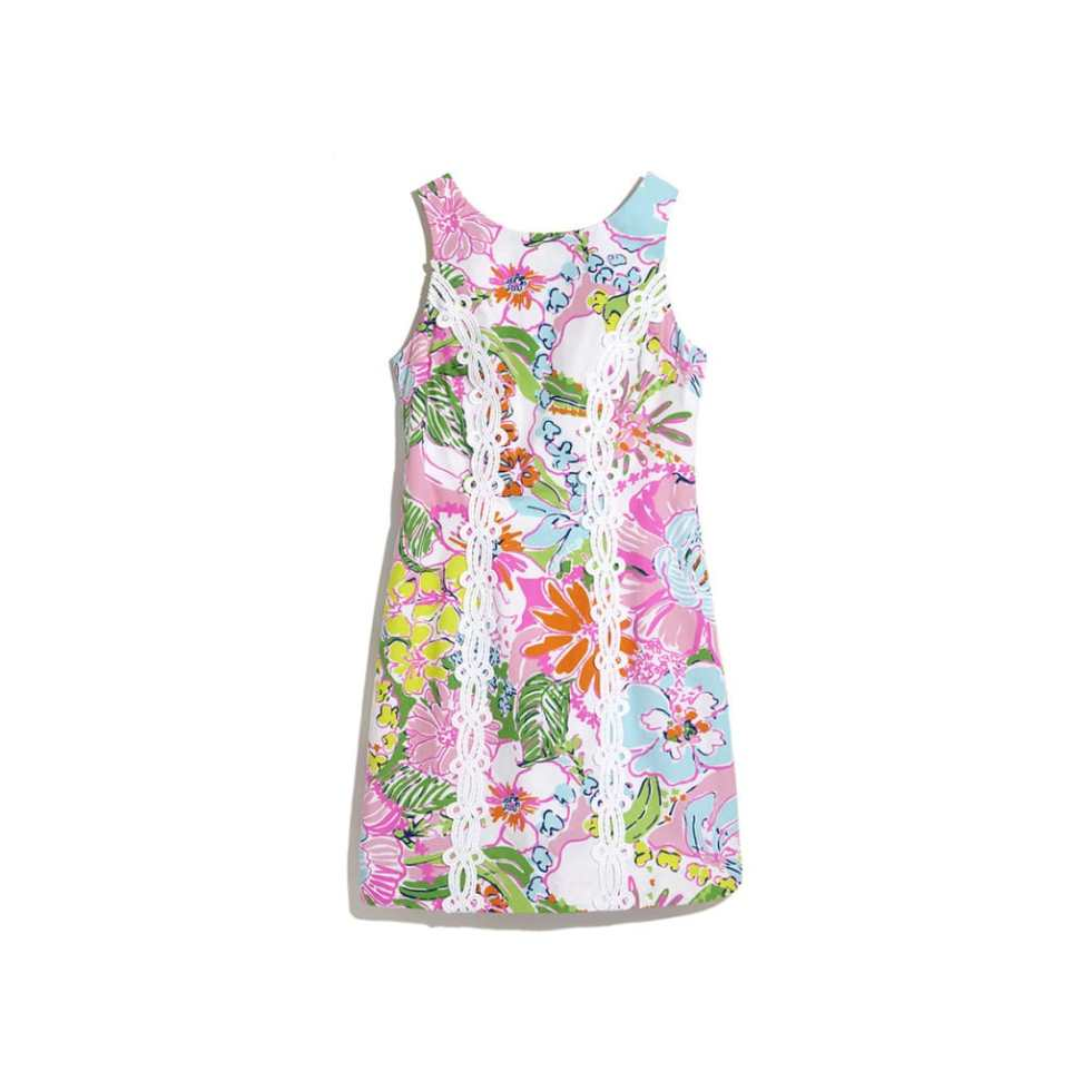 SHIFT DRESS - NOSIE POSEY $38