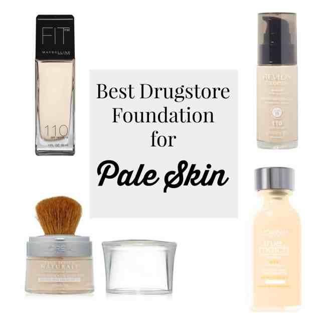 Drugstore Fair Skin