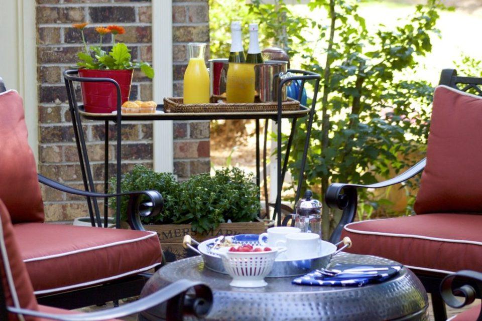 patio set by wayfair
