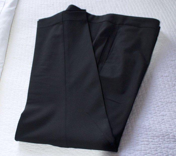 europe wardrobe capsule