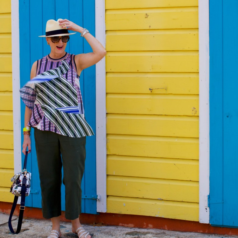 what to wear when you go ashore