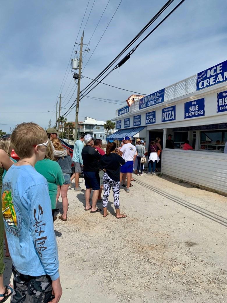 Thomas Donuts Panama City Beach