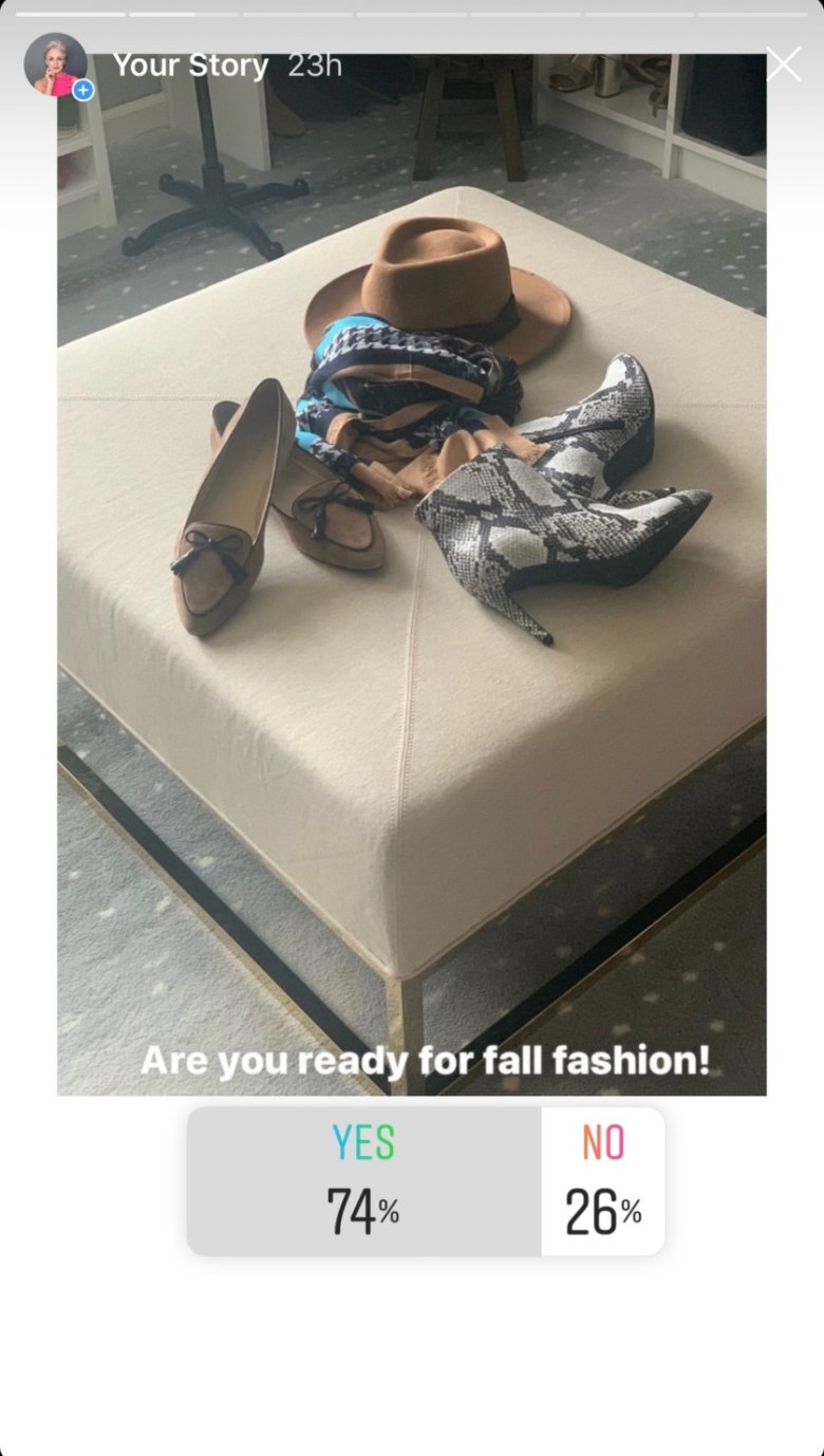 fall fashion trends 2019