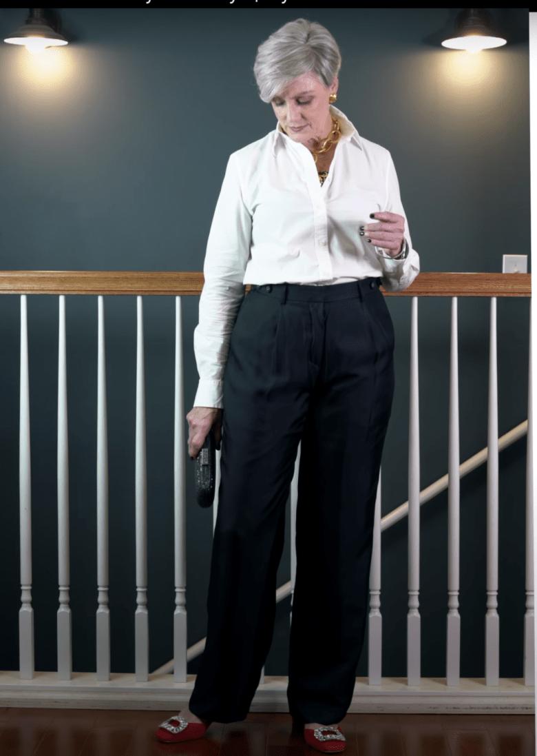 white shirt styled 5 ways