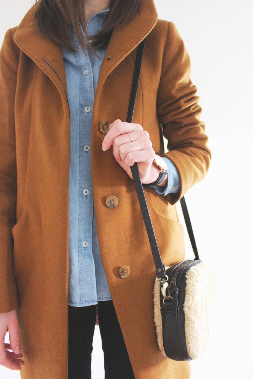 Style Bee - Outfit 1 - Chambray Shirt