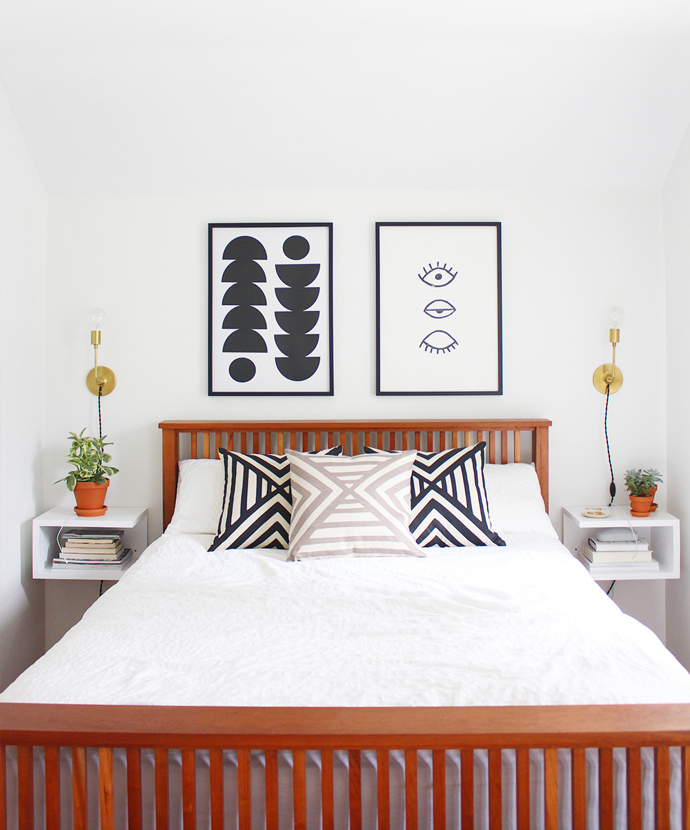 Style Bee - Bedroom Reveal