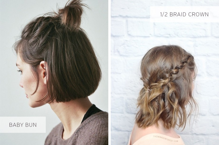 Style Bee - Easy Summer Hairdos