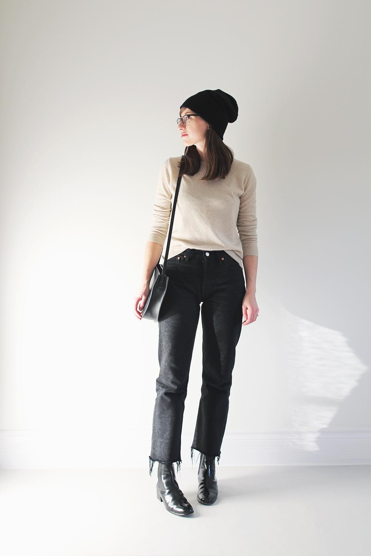Style Bee - Basic Black + Beige