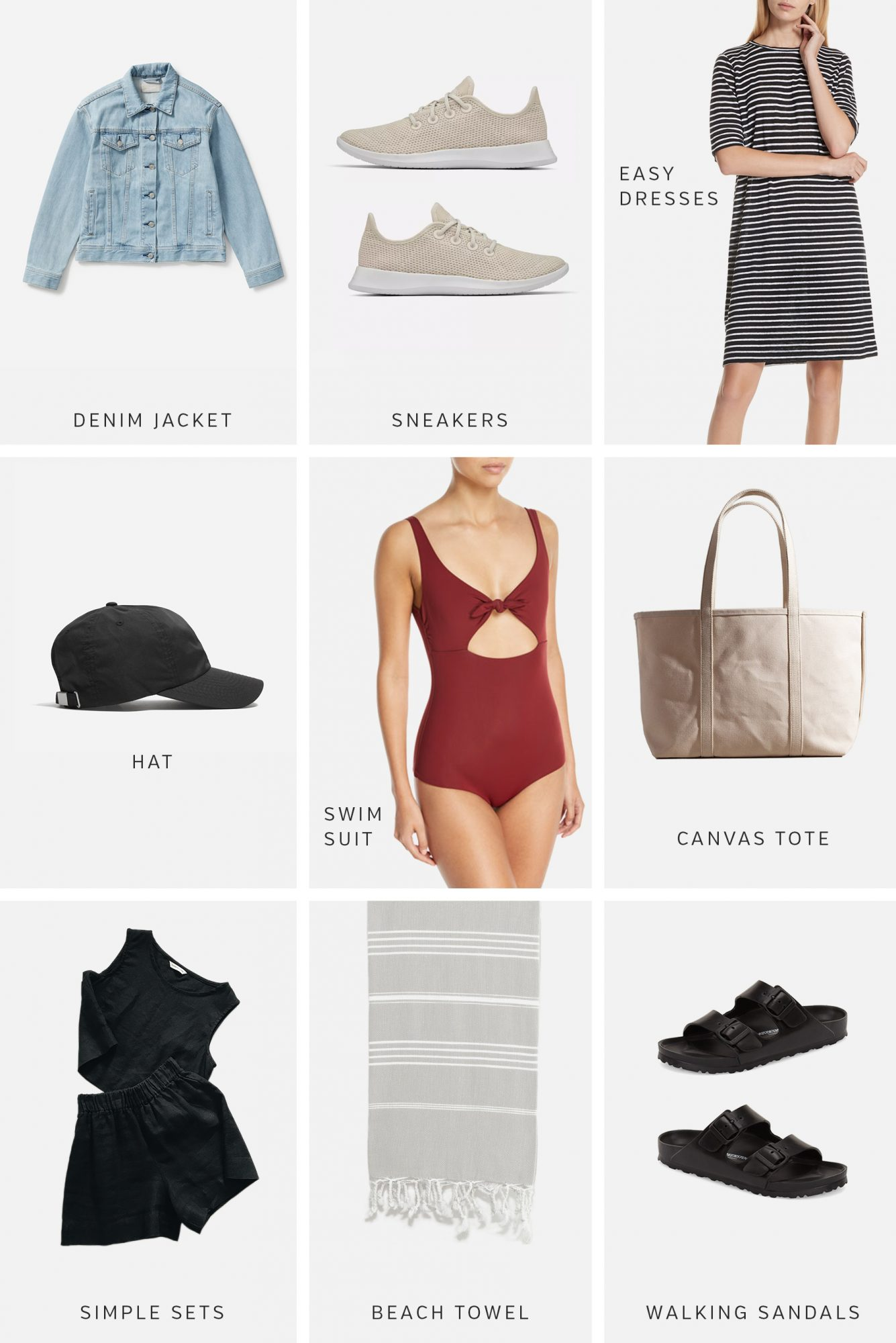 Style Bee - Vancouver City Guide - What to Pack Spring/Summer