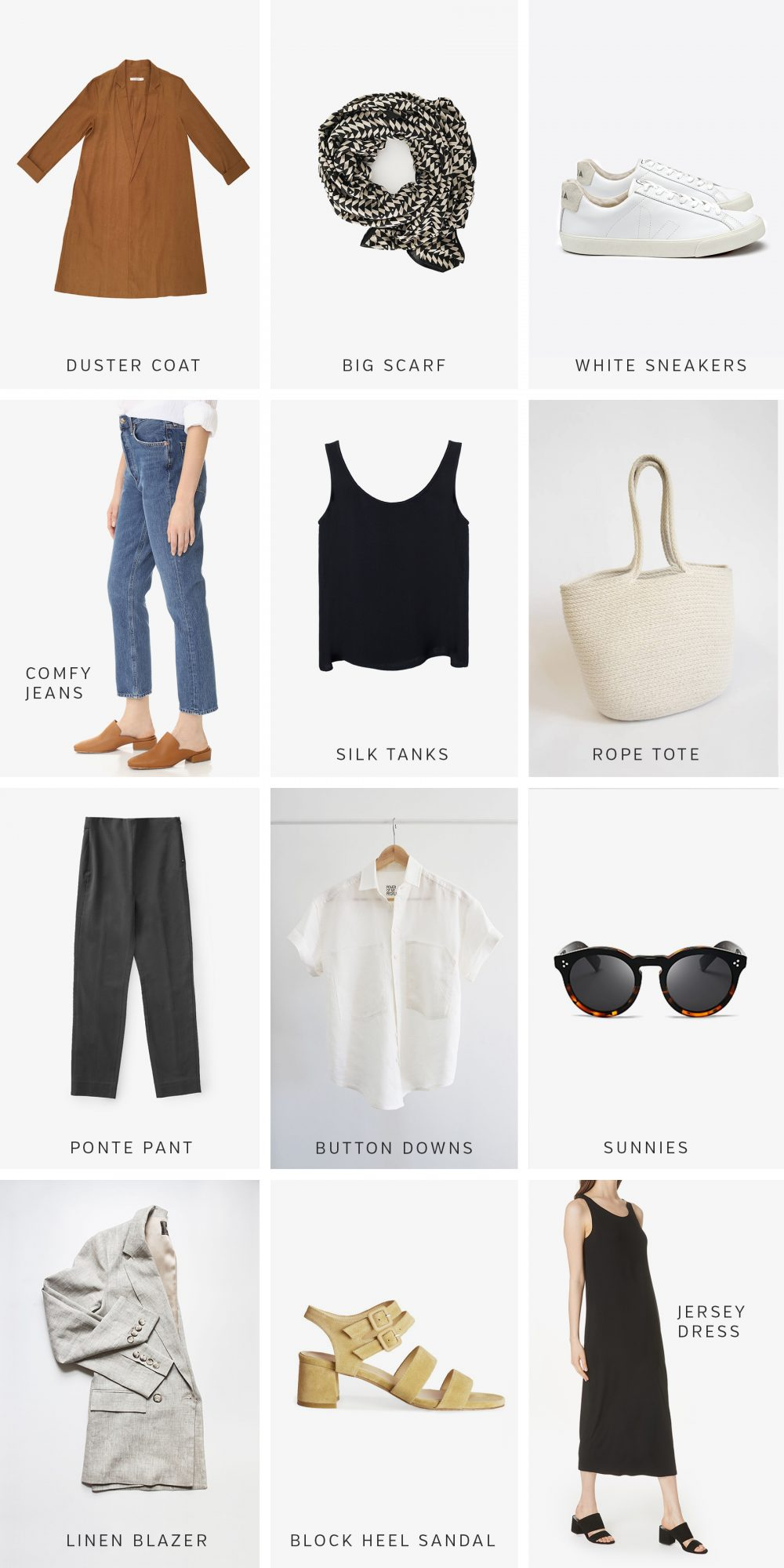 Style Bee - Victoria City Guide - What to Pack