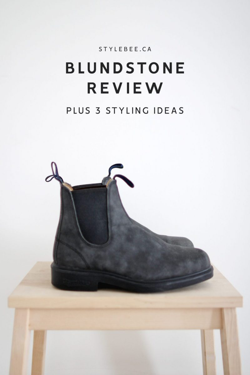 Style Bee , BLUNDSTONE REVIEW + STYLING IDEAS