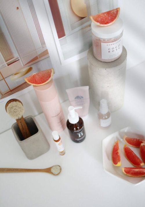 Style Bee - March Skincare Favourites