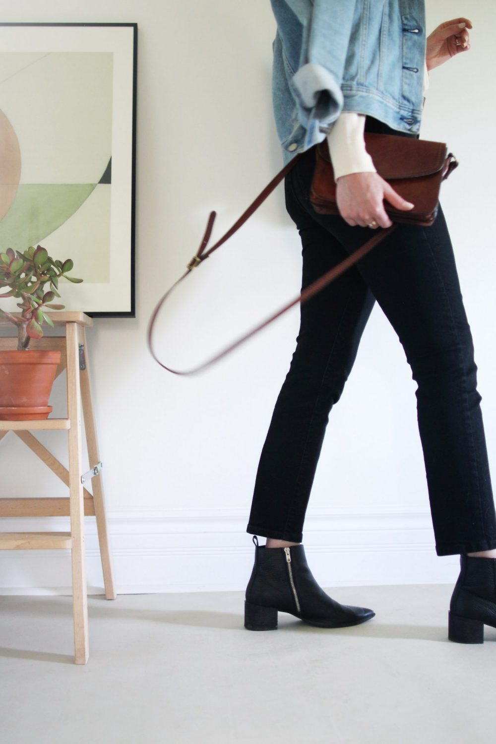 Style Bee - Everlane Fall Staples - Look 3