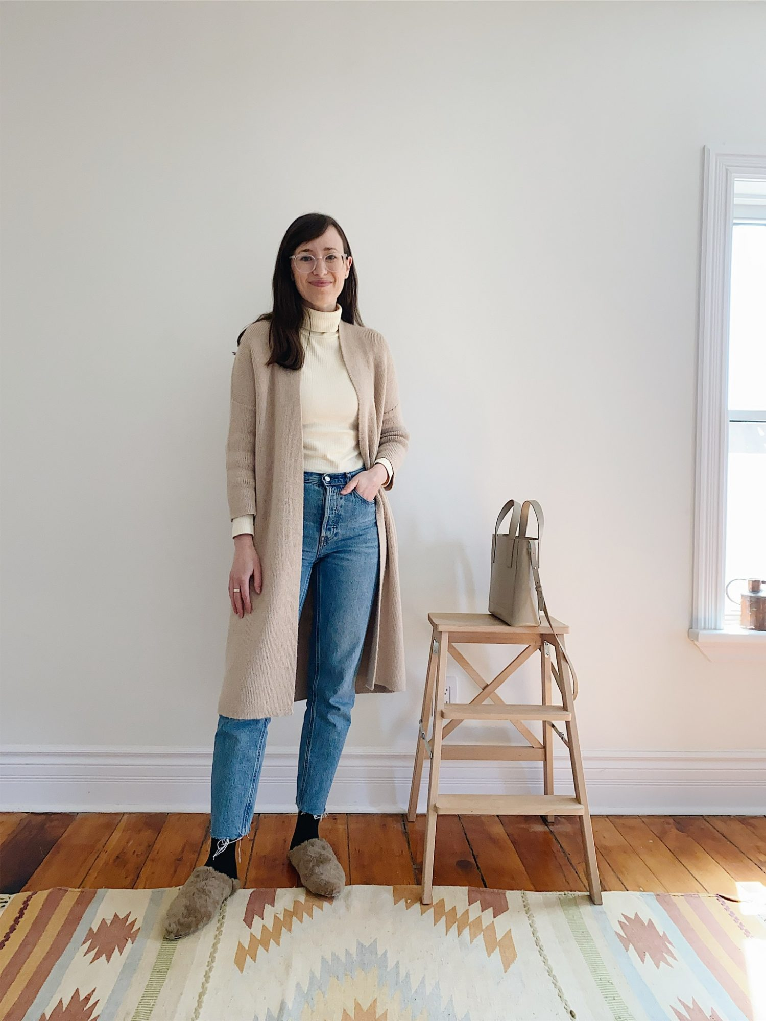Style Bee - A Week of WFH Outfits