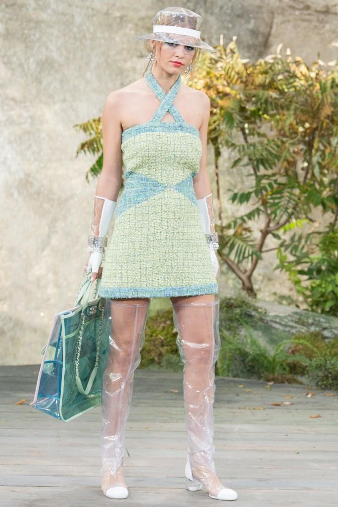 Chanel Plastic Fashion