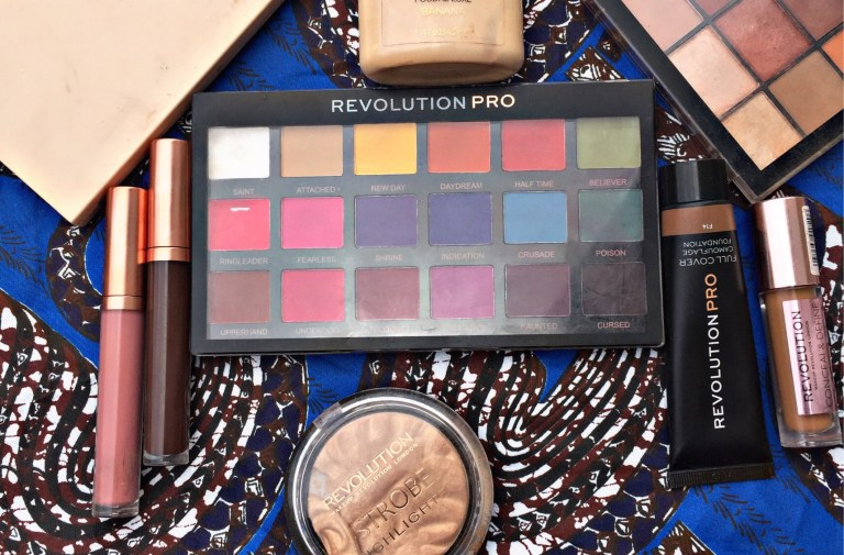 Full Face of Revolution Beauty