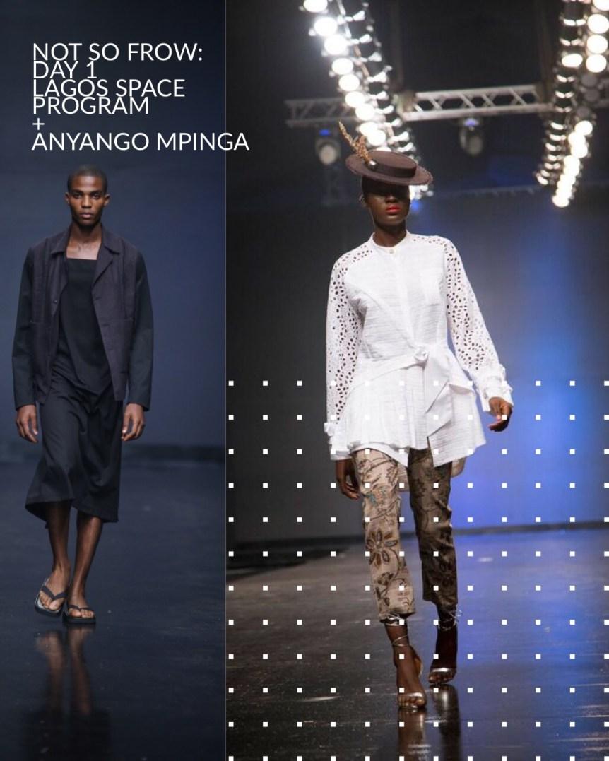 LFWNG Not So FROW 1: LSP+ Anyango Mpinga
