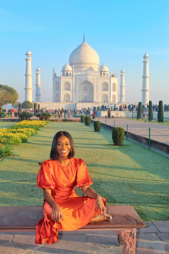 Jessica Ufuoma Black Travel Blogger