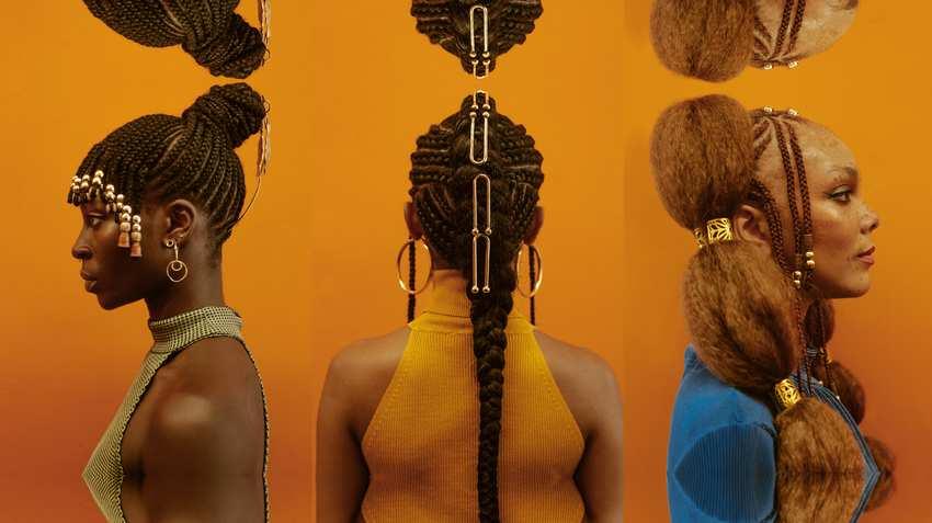 The Hair Appointment. (Black Hair Art)