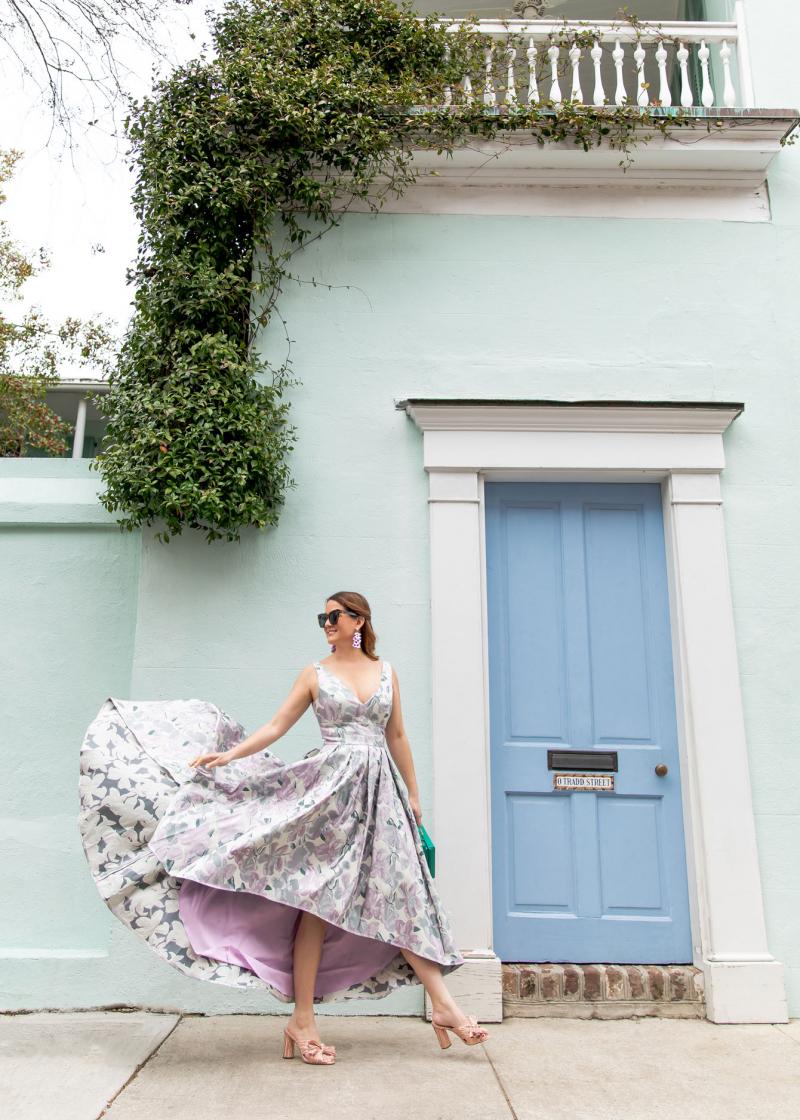 Ulla Johnson Tamsin Dress In Charleston Style Charade