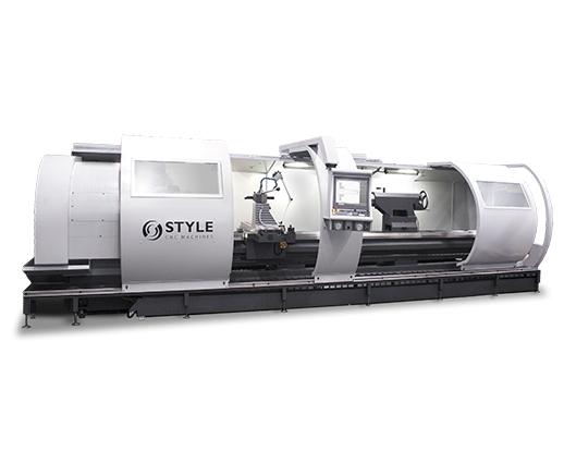 STYLE CNC 1000/1200