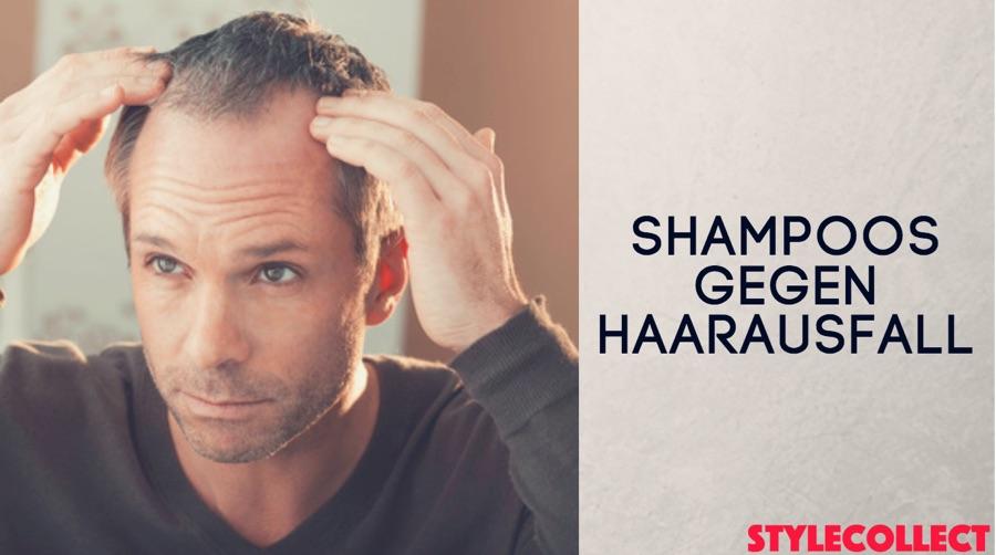 Shampoos gegen Haarausfall