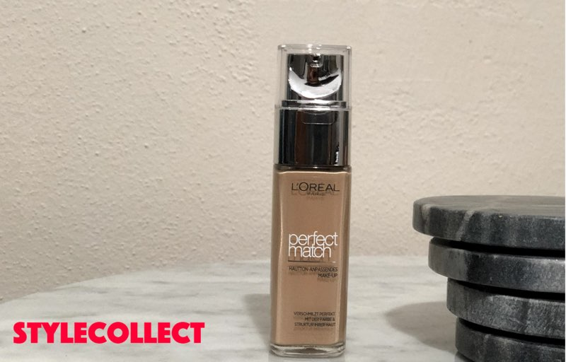 Loreal Perfect Match Test