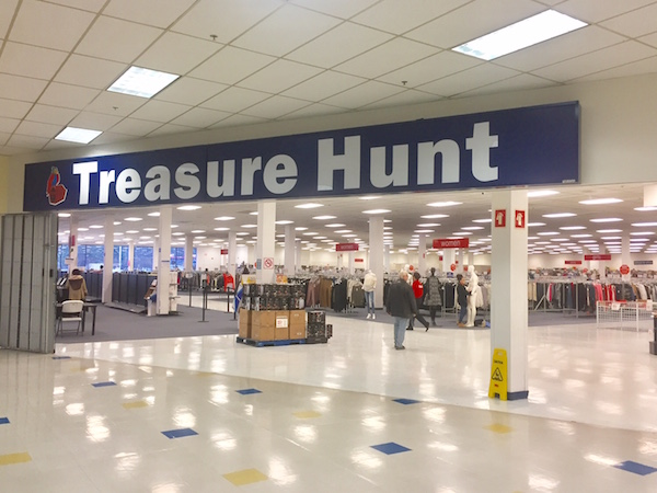 Image result for treasure hunt in store