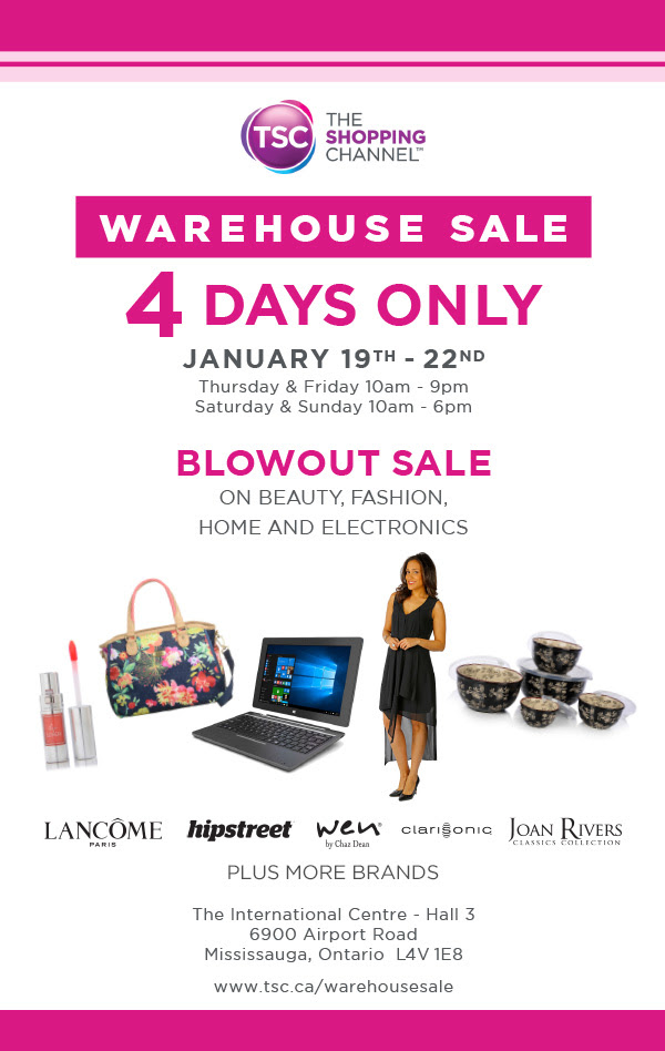 Warehouse Shoe Sale Mississauga