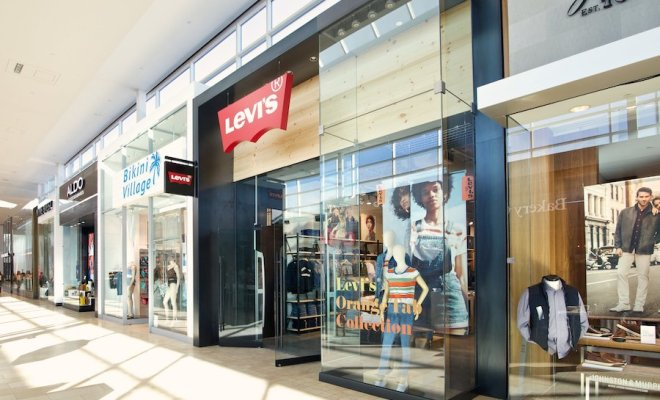levi's yorkdale