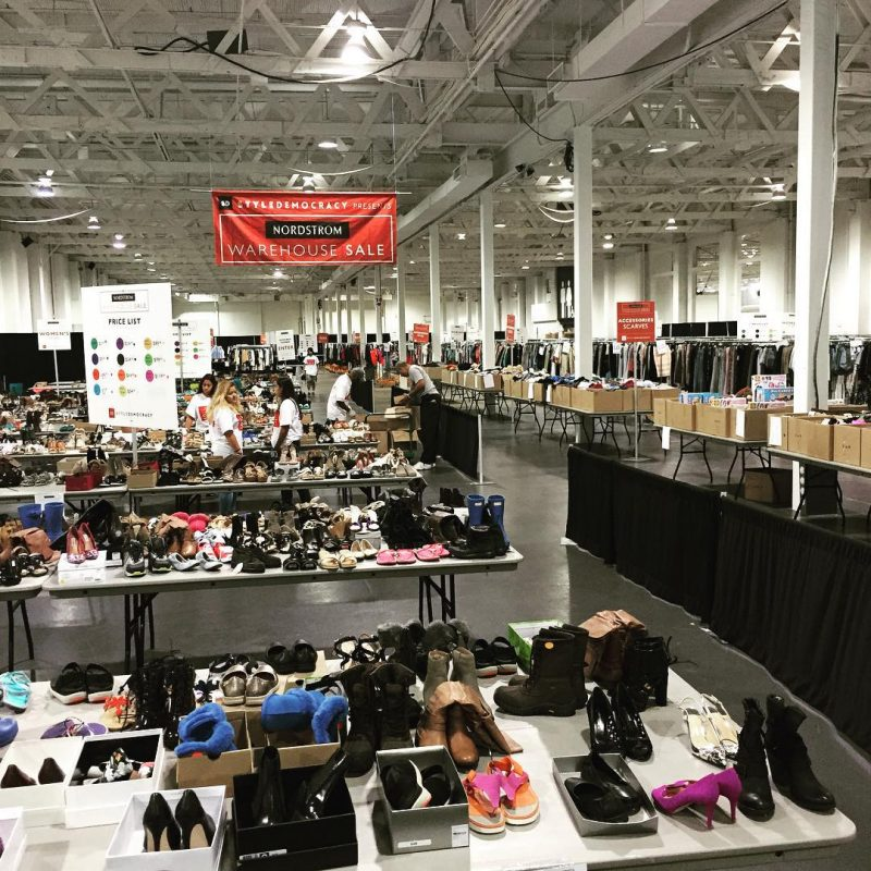 The Nordstrom Warehouse Sale Markham   StyleDemocracy