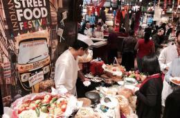 indian street food festival