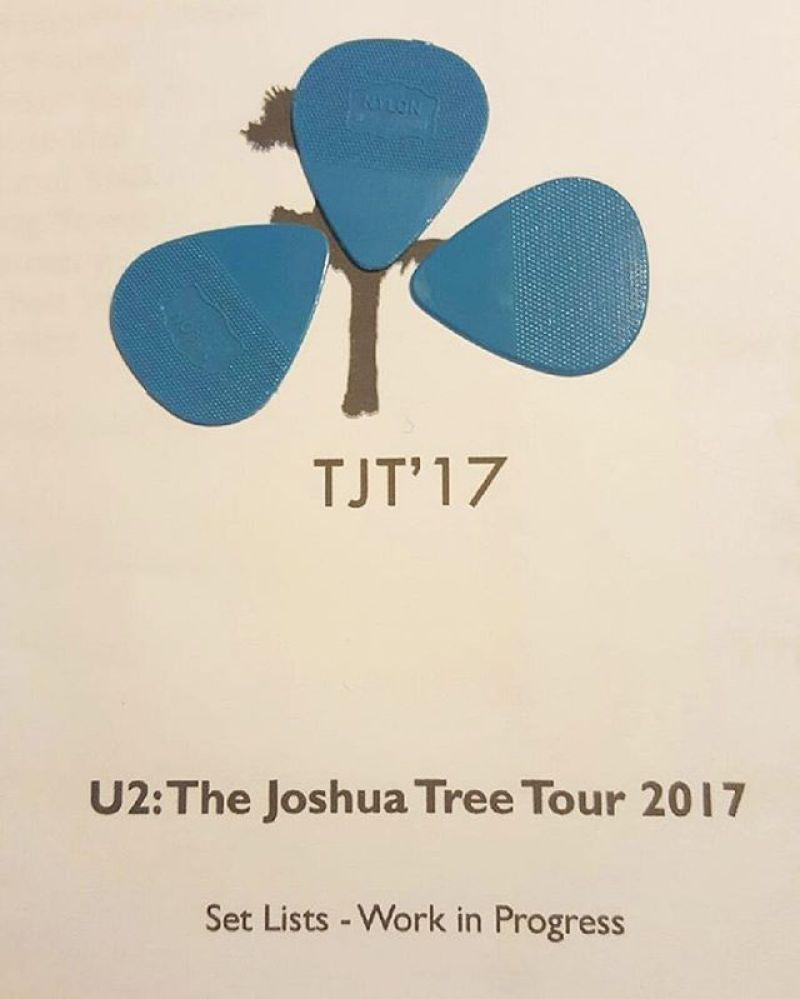 U2-Joshua Tree Tour 2017