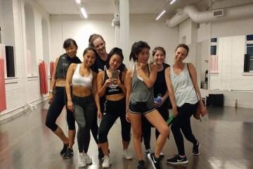 drake dance class toronto