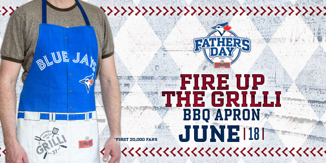 blue jays father's day