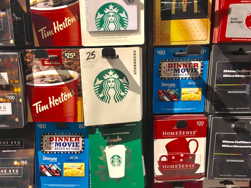 5 Places to Buy Discounted Gift Cards
