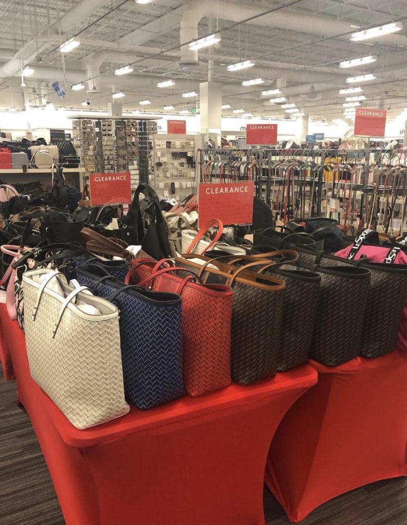 shopping at nordstrom rack
