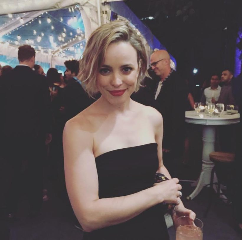 TIFF 2015 Mongrel Media Party Style Domination Blogger Rachel McAdams