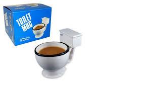 A toilet mug? #wowreally