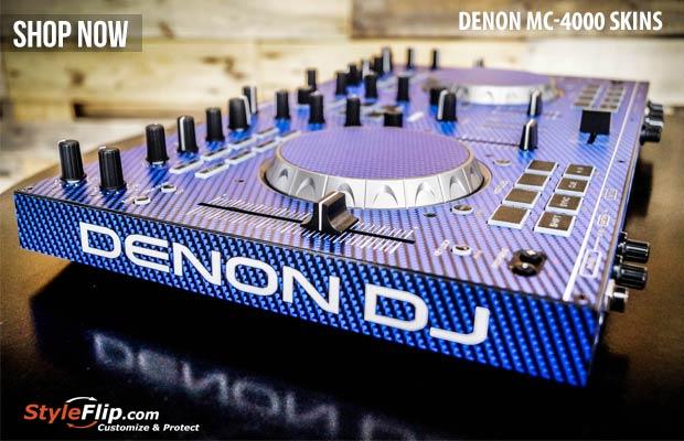 Style Flip DJ Skins Pro Audio Skins IPod Skins Laptop