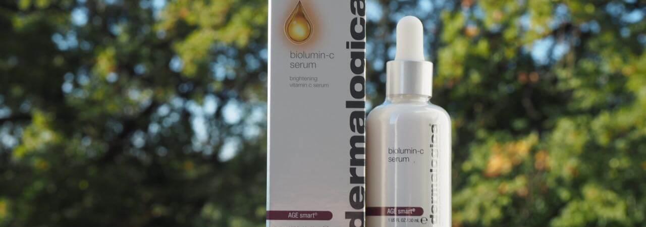 [WERBUNG] Getestet: BioLumin-C Serum von dermalogica