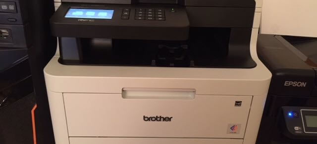[WERBUNG] Multifunktionsdrucker Brother MFC-L3730CDN im Test