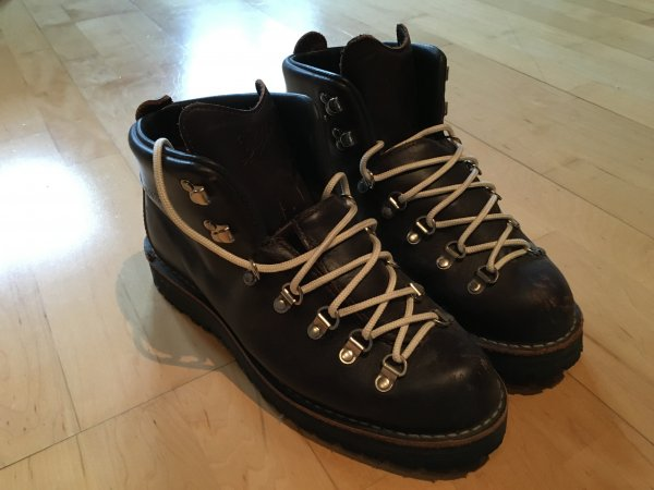 Danner Mountain Light II GTX Hiking Boots SIZE 10 D Like