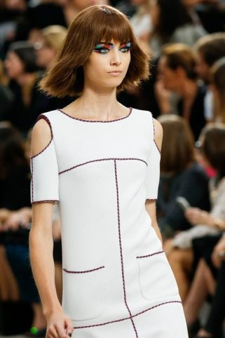 Chanel Spring 2014, courtesy of Style.com