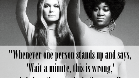 Gloria Steinem's Best Quotes, In Celebration of Her Birthday