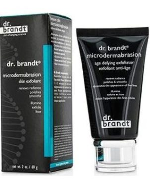 Dr. Brandt Microdermabrasion Age Defying Exfoliator, $79