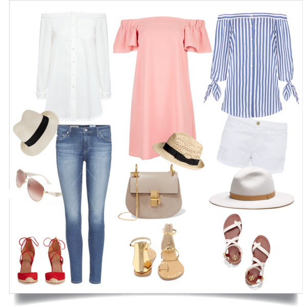 Summer Vacation Outfit Inspiration
